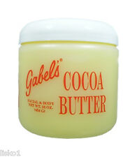 Gabel'S Face & Body Cocoa Butter, For Scars Anti Aging Moisturizing 13oz