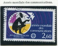 TIMBRE FRANCE OBLITERE N° 2260 COMMUNICATION / Photo non contratuelle