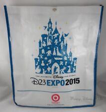 New D23 Expo Exclusive Large Shopper Tote Backpack Reusable Gift Bag