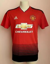 Manchester United 2018 - 2019 Home football shirt size M
