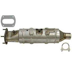 Catalytic Converter Fits: 1987-1995 Ford F-250, 1987-1993 Ford F-350 Exhaust