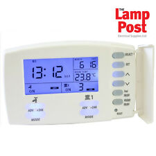 Tower PR2 PR-2 - 5/2 Or 7 Day Digital Heating Control Programmer