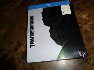Transformers (Blu-Ray) (2007) Limited SteelBook