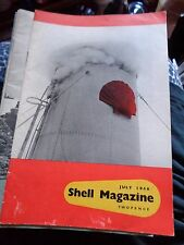 JUST POST WW2 SHELL MAGAZINE JULY 1946 ILLUSTRATED AMERICAN PAINTING TATE EXHIB