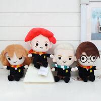 20CM Harry Potter Plush Toy Harry Ron Soft Stuffed Dolls Cosplay Costume Gift