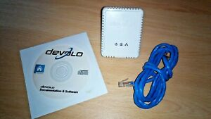 Devolo dLAN 200 AVmini - 200Mbps Ethernet Powerline Adapter MT:2384