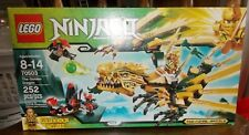 New In Box Lego Ninjago The Golden Dragon The Final Battle 70503, 252 pcs.
