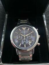 Mens emporio armani watch ar-697
