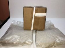 Silica Sand For A Fireplace And 5 Lbs Crushed Lava Rocks Granules Unopened