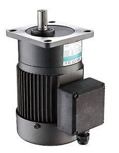 Sesame G12V200U-75 Precision Gear Motor 200W/3PH/230V/460V/4P/Ratio 1:75