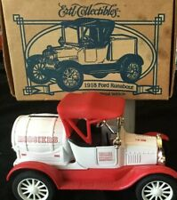 Indiana Hoosiers LIMITED EDITION 1918 Ford Runabout Ertl DIECAST Bank