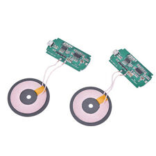 5W Qi DIY Wireless Charger Module PCBA Circuit Board with Coil Charging ^P