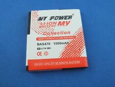 Akku für HTC BAS470 Ersatz Batterie Battery Li-ion Accu Bateria NEU 3.7V 1500mAh