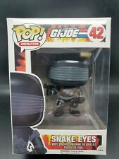 Funko Pop Animation: G.I. Joe - Snake Eyes Vinyl Figure