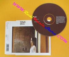 CD singolo Travis Sing CD 1 ISM 671112 2 EUROPE 2001 no lp mc vhs dvd(S19)