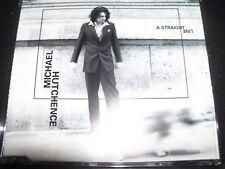 Michael Of INXS Hutchence A Straight Line Rare Aussie Rock 3 Track CD Single