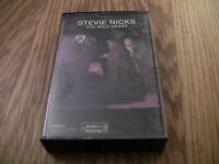 STEVIE NICKS (OF FLEETWOOD MAC) The Wild Heart Cassette Tape