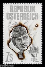 Austria n. 2236 ** Oskar Werner dello stage aquistare attore del film