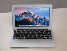 """Used Apple MacBook Air 11""""  MD711LL/A  A1465  Intel i5-4250U  4GB RAM 128GB SSD"""