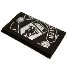 Manchester United Fc Man Utd Nylon Wallet RT Supporters Souvenir Gift