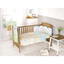 Bizzi Growin Old Mac 4 Piece Toddler Bedding Bale Bumper, Quilt & Covers NEW