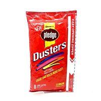 Vintage Pledge Dusters SC Johnson Wax Anti-Static Lemon Scented Dust Cloths NOS