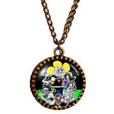 Undertale Necklace Pendant Jewelry Game Undyne Toriel Flowey Asriel Brave Gift