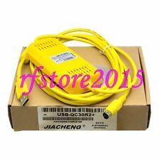 USB-QC30R2+ Cable PLC para Mitsubishi Melsec PLC inmunidad Rayo Q
