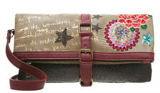 DESIGUAL Bolso Clutch Melbourne Camila. Bag - Sac - Tasche - New