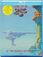 Yes - Like It Is: Yes At The Bristol Hippodrome (NEW BLU-RAY)