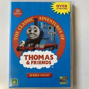 Thomas & Friends - Complete Series 8 (DVD) Australia Region 4