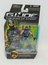 2009 GI Joe Rise of Cobra KAMAKURA Ninja Apprentice ROC Action Figure
