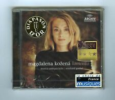 CD (NEW) MAGDALENA KOZENA LAMENTO