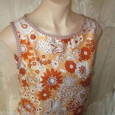Handmade Animal Print Sleeveless Tops & Blouses for Women