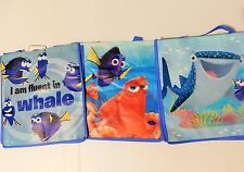 NEW Lot of 3 DISNEY Finding Dory Tote- Bag  #2 free shipping