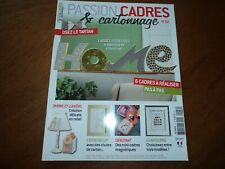 PASSION CADRES & CARTONNAGES n°22