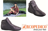 Arcopedico Shoes Portugal - Lafayette comfort Lytech zip ankle boots