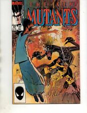 The New Mutants #27 (MARVEL 1985)- MOVIE COMING-VF+
