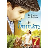 The Borrowers Includes 7 Bonus Movies (1973) DVD