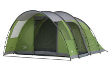 Vango Tigres 500 Tent-5 Person Family Tent Package including Carpet & Footprint