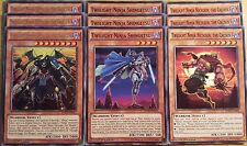 Twilight Ninja Deck New Support Assorted Cards !!