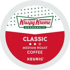 Krispy Kreme Classic Coffee, Keurig K-Cup Pod, Medium Roast, 72 Count