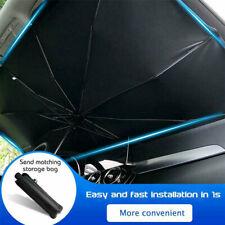 Large Foldable Car Windshield Sun Shade Umbrella Block Heat UV for SUV Truck