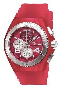 Technomarine 115107 Women's 'Cruise' Quartz Stainless Steel & Silicone Watch