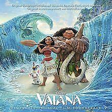 Vaiana - Deutscher Original Film-Soundtrack (Deutsche Vers...   CD   Zustand gut