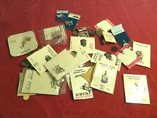 VINTAGE 25 PLUS STERLING SILVER AND ENAMEL CHARMS