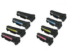 305A Compatible Laser Toner Cartridges 2-Sets 300 M375NW 400 M451DN/DW M475DN/DW