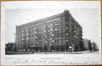 1906 Postcard: Hotel Euclid - Cleveland, Ohio OH