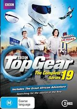 Top Gear  Series : Season 19 : NEW DVD