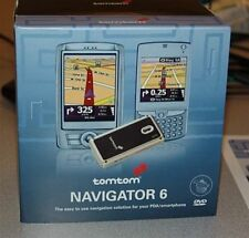 Tomtom navigator 6 car GPS laptop smartphone addition